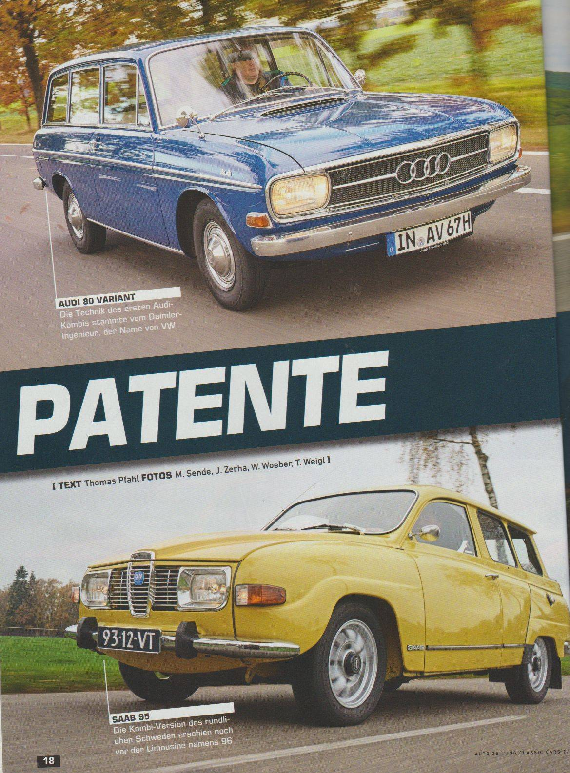 Patente Packesel S. 18